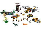 Lego City Вертолёт для доставки грузов в джунгли 60162, фото 2