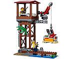 Lego City Вертолёт для доставки грузов в джунгли 60162, фото 5