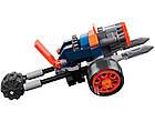 Lego Nexo Knights Самоходная артиллерийская установка королевской гвардии 70347, фото 5