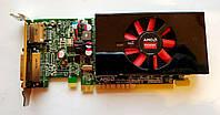 Акция! Быстрая видеокарта Radeon R7 350X 4GB GDDR3 128bit до 4K DX12; DVI DP для ПК!