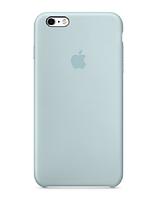 Силиконовый чехол Apple Silicone Case для iPhone 5/5s/SE 6/6s 6+ 7/8 7Plus/8+ X10 XR XS Max 11Pro Max на Айфон 17 Turquoise Мятный
