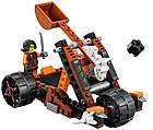 Lego Ninjago Зелёный Дракон NRG 70593, фото 6