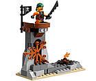 Lego Ninjago Зелёный Дракон NRG 70593, фото 7