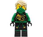 Lego Ninjago Зелёный Дракон NRG 70593, фото 8