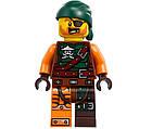 Lego Ninjago Зелёный Дракон NRG 70593, фото 9