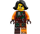 Lego Ninjago Зелёный Дракон NRG 70593, фото 10