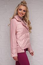 Куртка женская осенне-весенняя бежевая 18-006