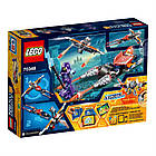 Lego Nexo Knights Турнирная машина Ланса 70348, фото 2