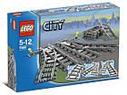 LEGO City Железнодорожные стрелки 7895, фото 2
