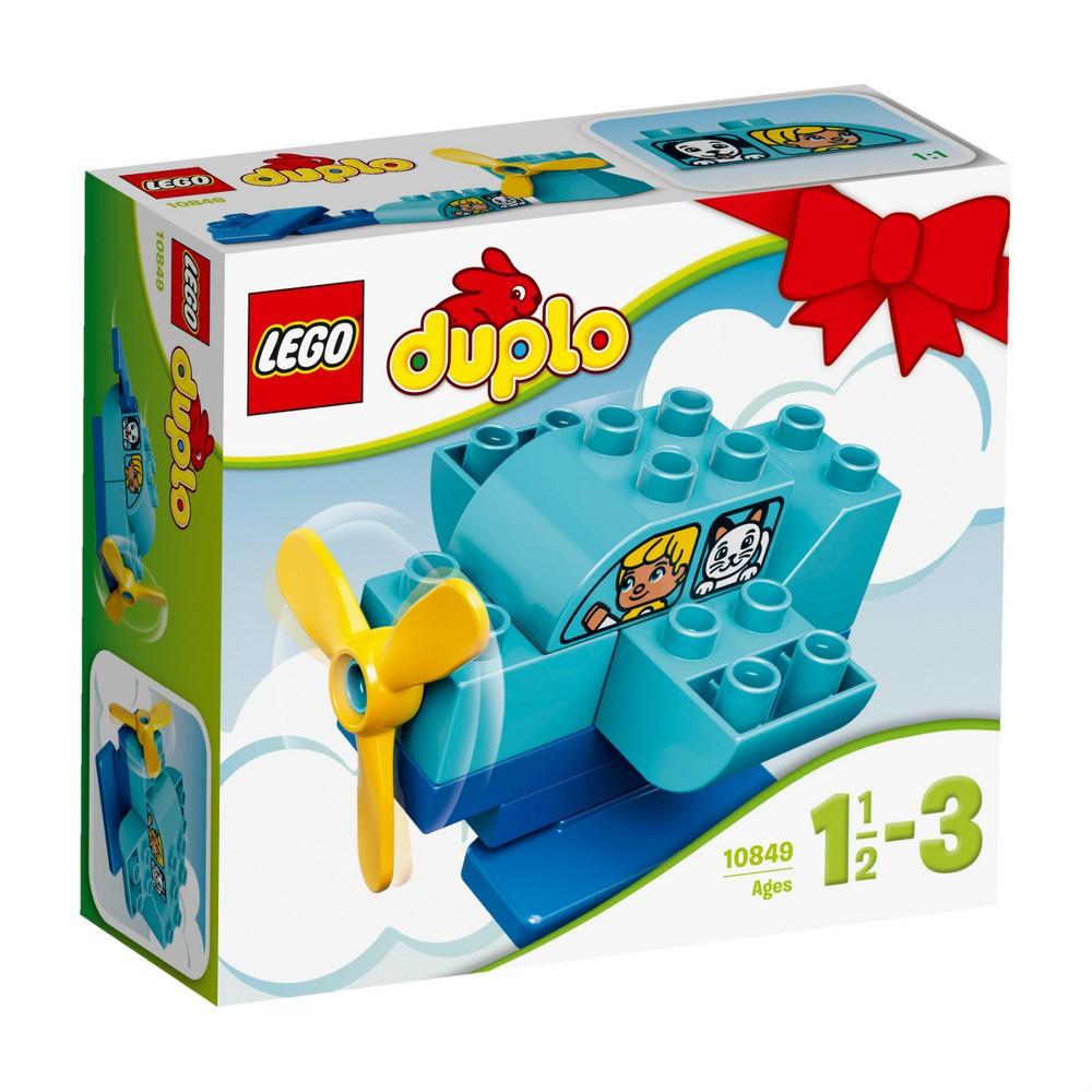 Lego Duplo Мой первый самолёт 10849