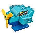 Lego Duplo Мой первый самолёт 10849, фото 3