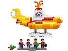 LEGO Ideas The Beatles: Жёлтая подводная лодка 21306, фото 3