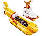 LEGO Ideas The Beatles: Жёлтая подводная лодка 21306, фото 5