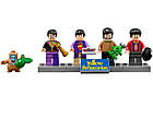 LEGO Ideas The Beatles: Жёлтая подводная лодка 21306, фото 6