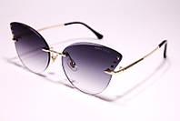 Солнцезащитные женские очки Jimmy Choo (копия) 58043 C1 SM
