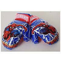 Боксерский набор M 6226  перчатки2шт, 22см, застежка-липучка, 3вида, в кульке, 30-35-10см