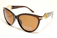Солнцезащитные женские очки с поляризацией Chopard (копия) P1013 C2 SM