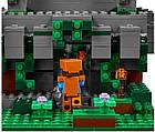 Lego Minecraft Храм в джунглях 21132, фото 5