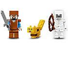 Lego Minecraft Храм в джунглях 21132, фото 10