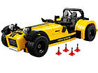 Lego Ideas Катерхем 7 620R V29 21307, фото 3