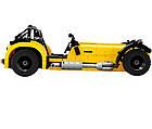 Lego Ideas Катерхем 7 620R V29 21307, фото 4