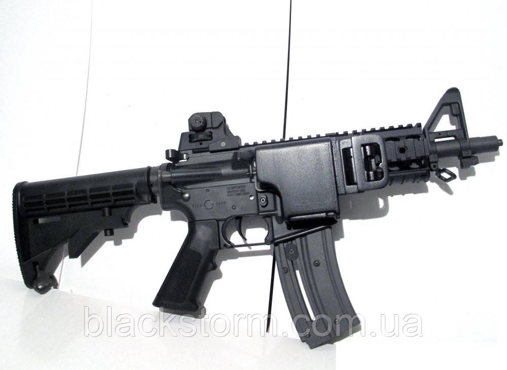 Улавливатель гильз на Colt Walter M4 (гильзоулавливатель М4)