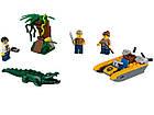 Lego City Джунгли: Набор для начинающих 60157, фото 3