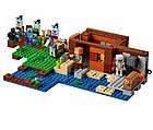 Lego Minecraft Фермерський котедж 21144, фото 7