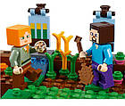 Lego Minecraft Фермерський котедж 21144, фото 8