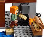 Lego Minecraft Фермерский коттедж 21144, фото 10
