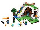 Lego Minecraft База на водопаде 21134, фото 3