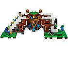 Lego Minecraft База на водопаде 21134, фото 5