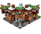 Lego Minecraft База на водопаде 21134, фото 6