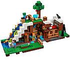 Lego Minecraft База на водопаде 21134, фото 7