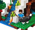 Lego Minecraft База на водопаде 21134, фото 8
