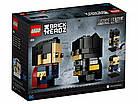 Lego BrickHeadz Тактический Бэтмен и Супермен 41610, фото 2