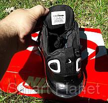 Кроссовки Мужские N!ke Air Max 720 Чёрные Найк (размеры: 43) Видео Обзор, фото 2