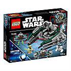 Lego Star Wars Звёздный истребитель Йоды 75168, фото 2