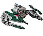 Lego Star Wars Звёздный истребитель Йоды 75168, фото 4