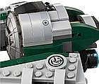 Lego Star Wars Звёздный истребитель Йоды 75168, фото 6