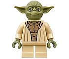 Lego Star Wars Звёздный истребитель Йоды 75168, фото 7