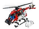 Lego Technic Спасательный вертолёт Лего техник 42092, фото 4