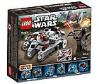 Lego Star Wars Микрофайтер Сокол Тысячелетия 75193, фото 2
