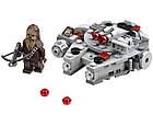 Lego Star Wars Микрофайтер Сокол Тысячелетия 75193, фото 3