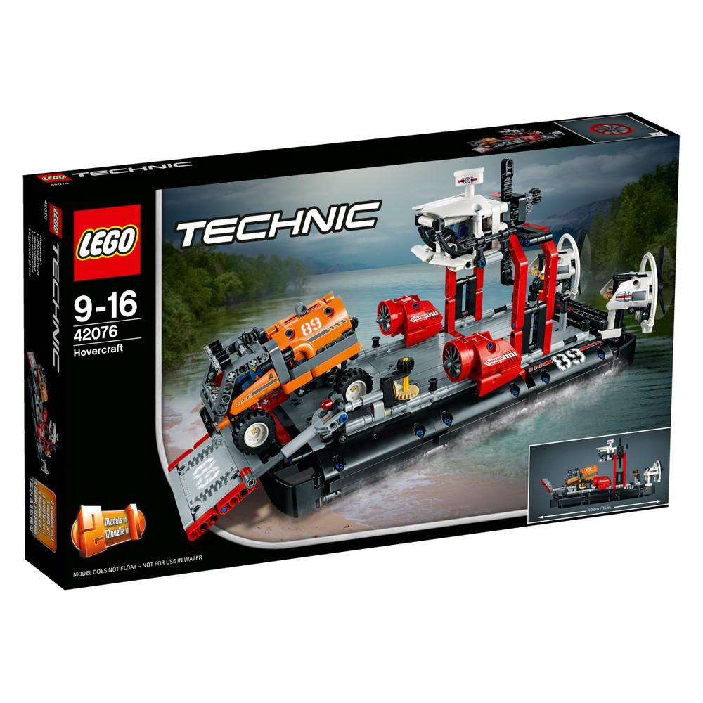 Lego Technic Судно на воздушной подушке 42076