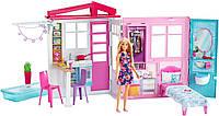 Барби кукла и кукольный дом Barbie Doll and Dollhouse