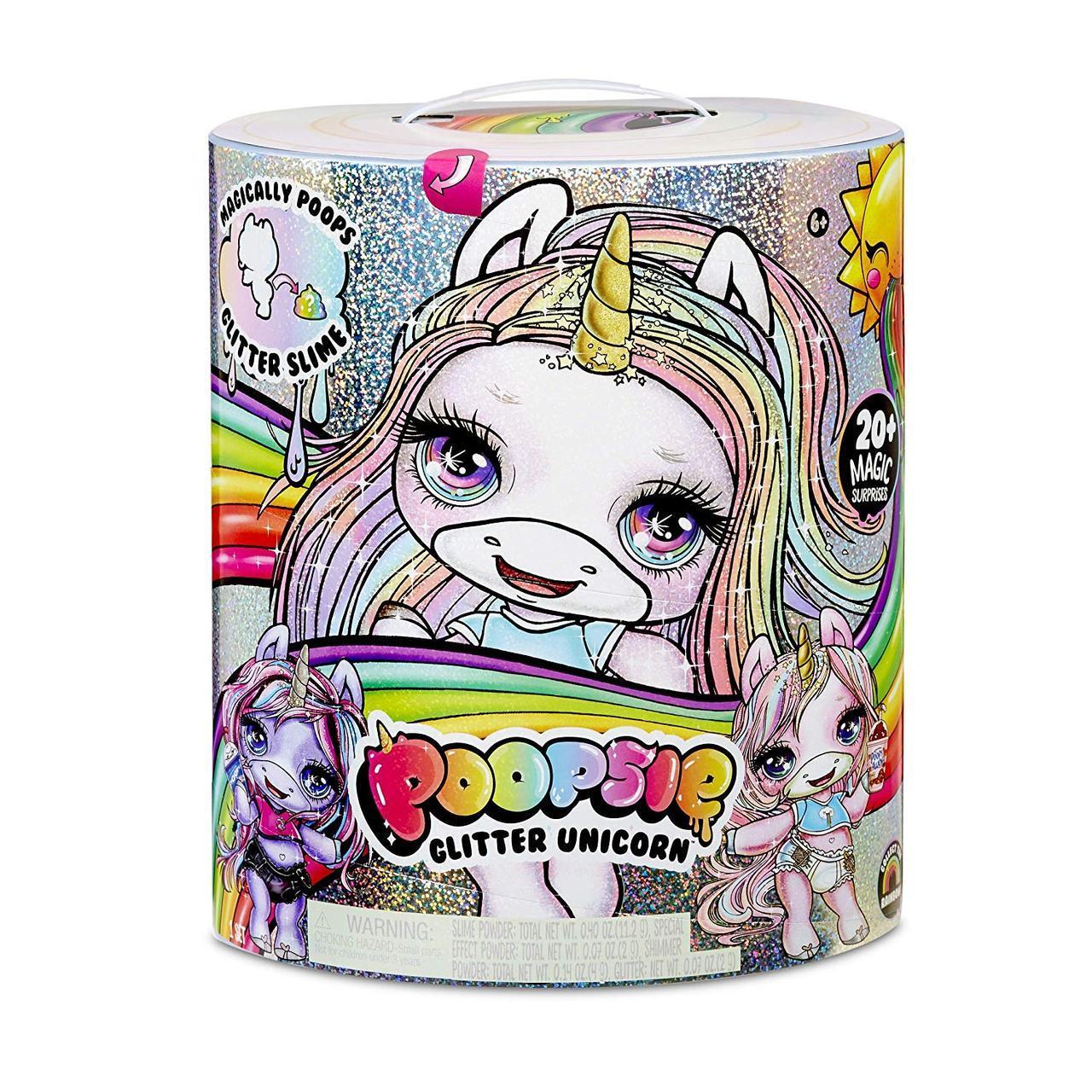 Пупси Слайм Единорог Блестящий  Poopsie Surprise Glitter Unicorn