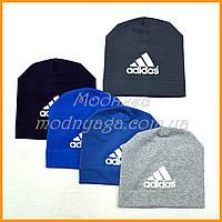 Детские шапки Adidas оптом| шапки детские
