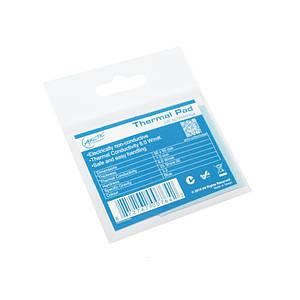 Термопрокладка Arctic Thermal Pad, 6 Вт/мК, товщина 1 мм, розмір 5 х 5 см (ACTPD00002A)