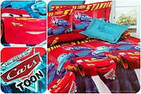 Набор постельного белья 145х215 см CottonTwill pbe0001381 Красный